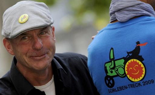 Pressesprecher der BI: Wolfgang Ehmke