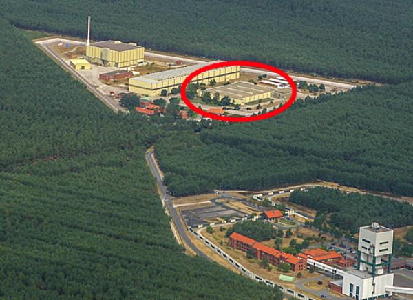 Atomanlagen Gorleben: Fasslager