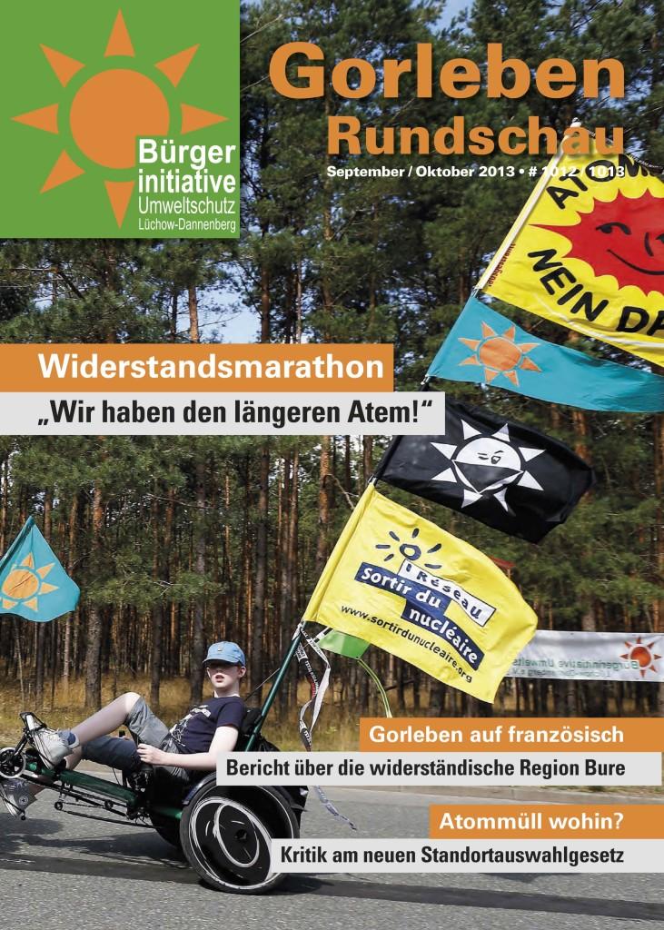 Ausgabe September + Oktober 2013