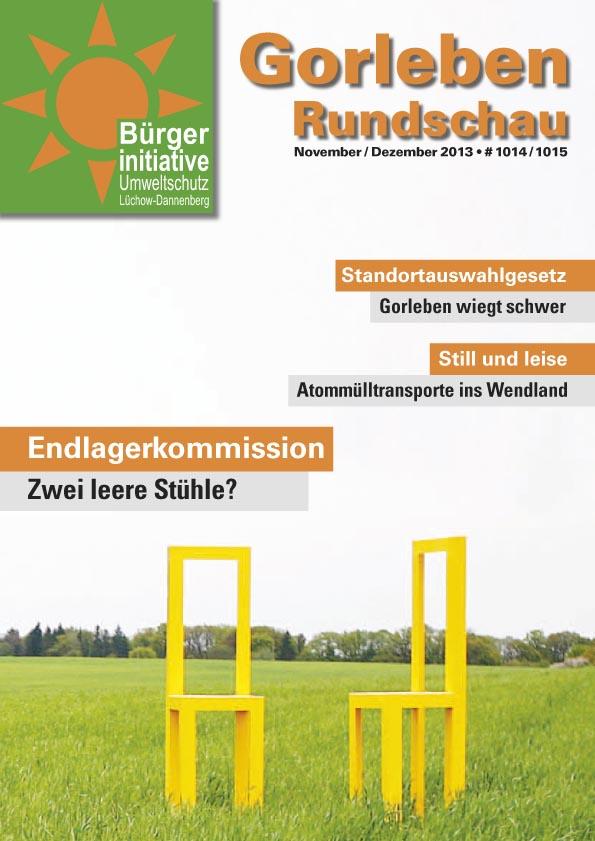 Ausgabe November + Dezember 2013