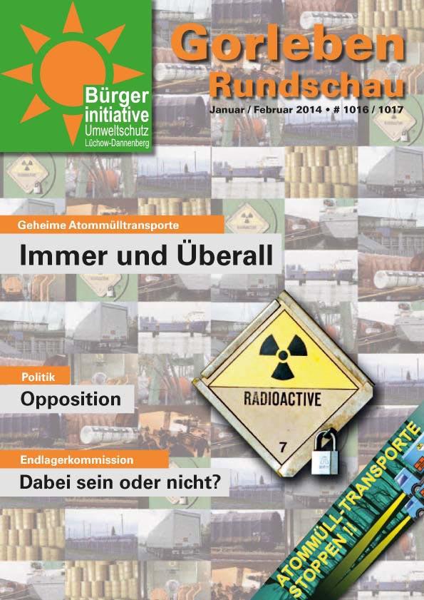 Ausgabe Januar + Februar 2014