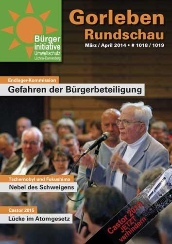 Ausgabe März + April 2014