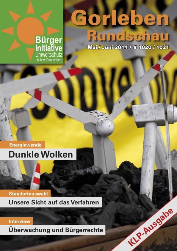 Ausgabe Mai + Juni 2014