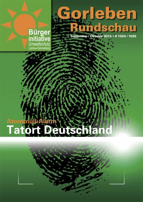 Ausgabe September + Oktober 2014