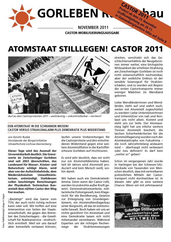 November 2011 - Castor-Mobi