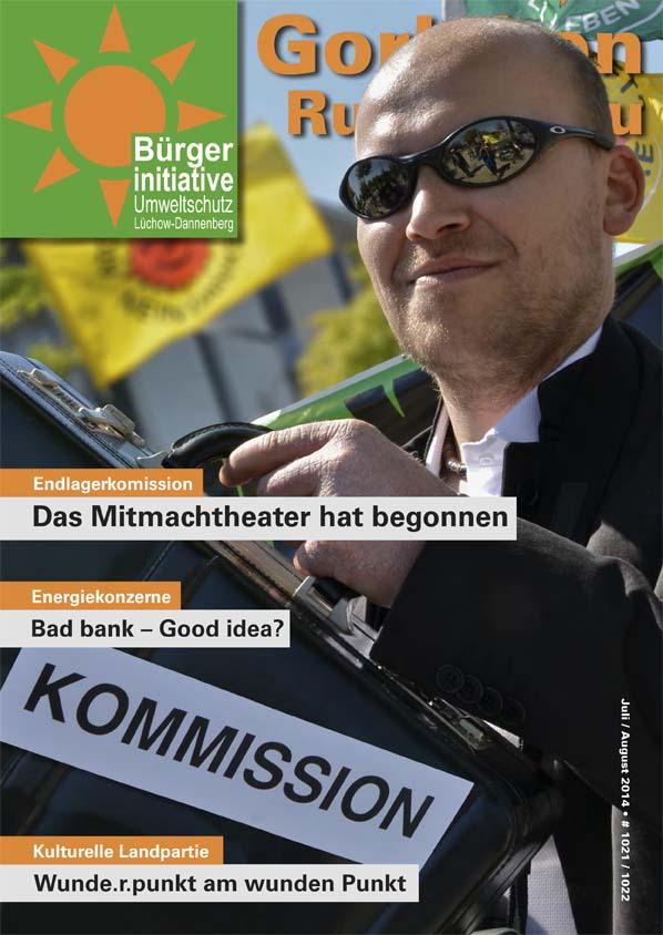Ausgabe Juli + August 2014