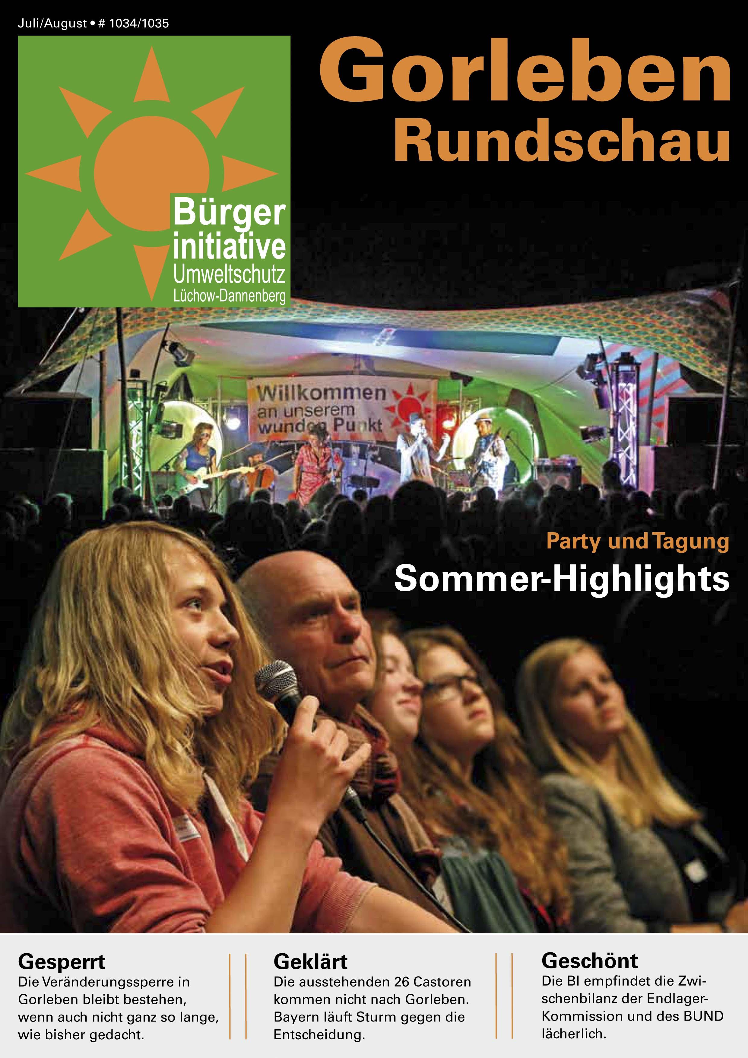 Ausgabe Juli + August 2015