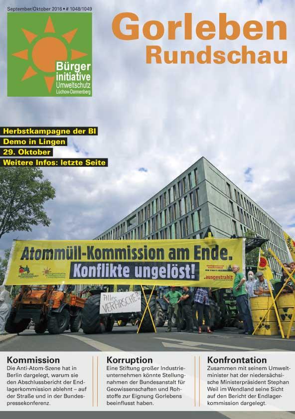 Ausgabe September + Oktober 2016