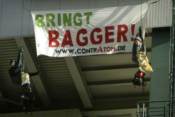 10/2009: bringt bagger!