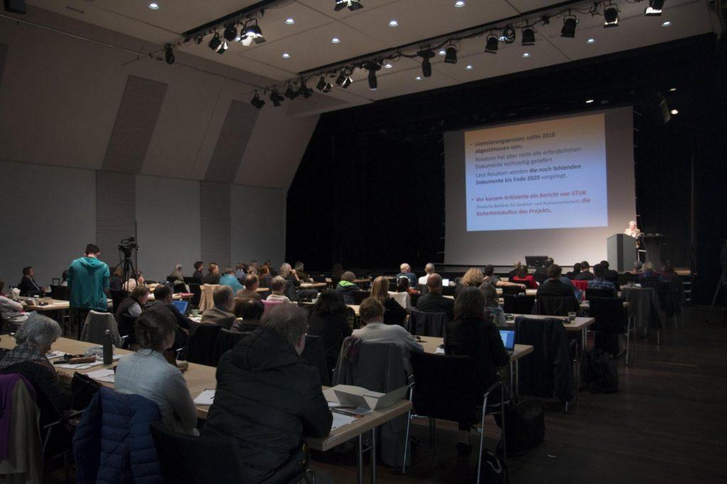 publikum NEC 2019 linz