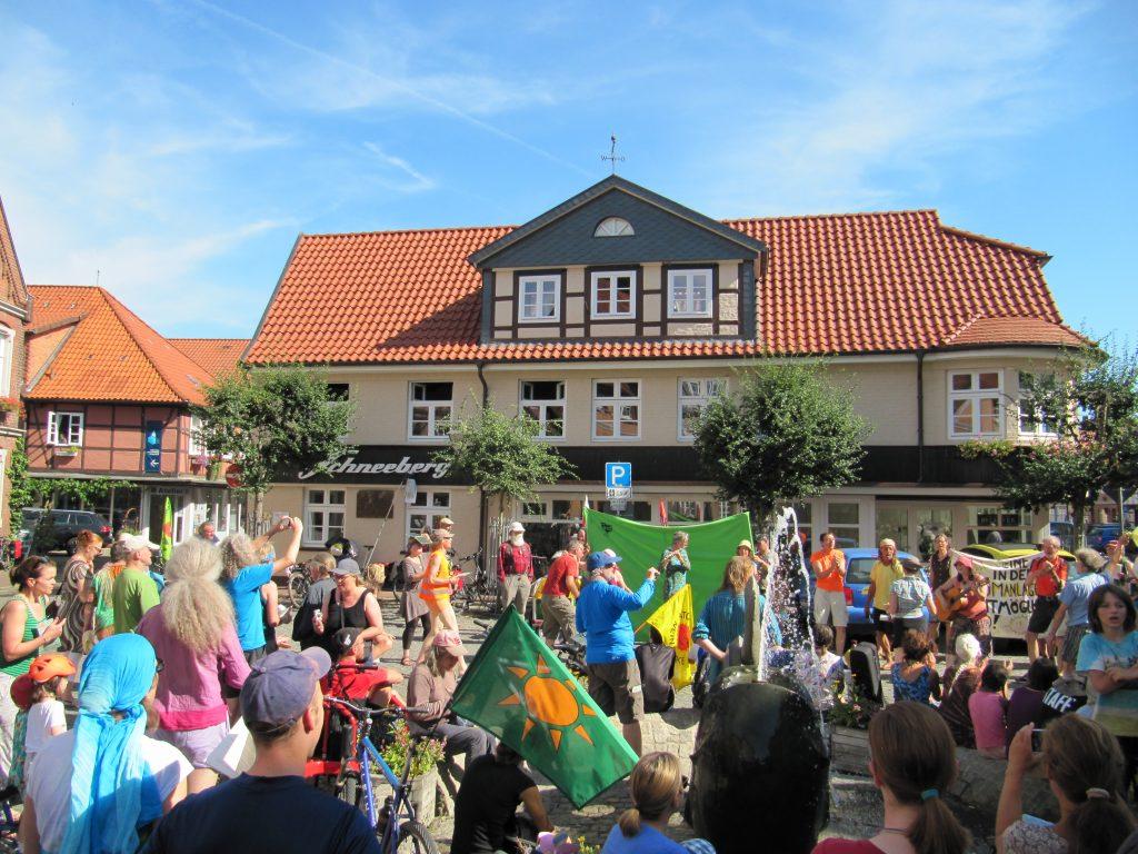 Tour de Natur Marktplatz Hitzacker(1)