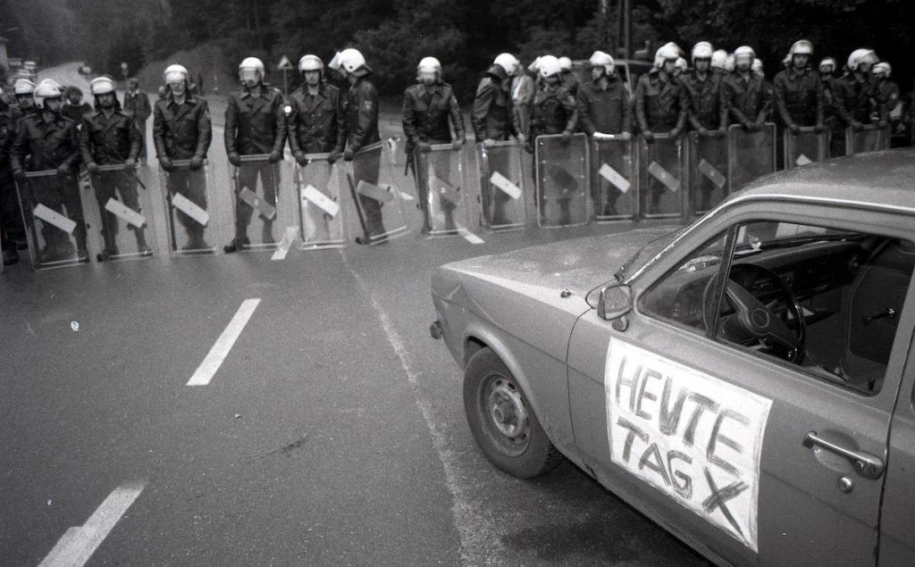 Tag X Wendland Oktober 1984