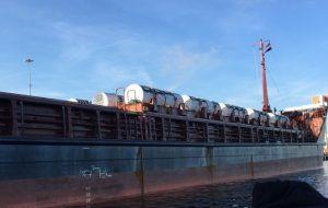 uranexport-schiff