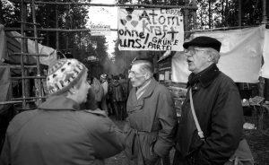 6.2.1990: Widerstandsdorf gegen die PKA